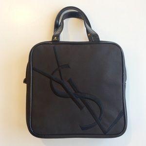 Yves Saint Laurent Black cosmetic Bag